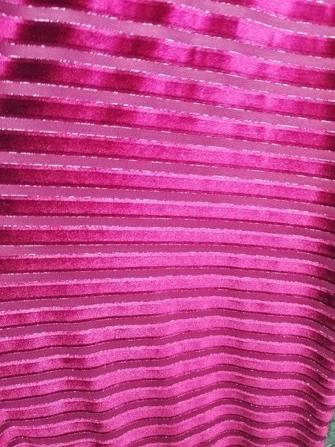 Material catifea cu dungi