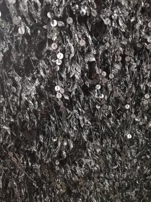 Material moale cu paiete