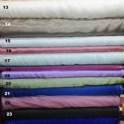Organza material pentru rochii