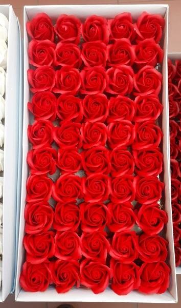 Flori de sapun