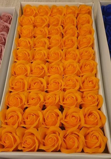 Trandafiri din sapun pret