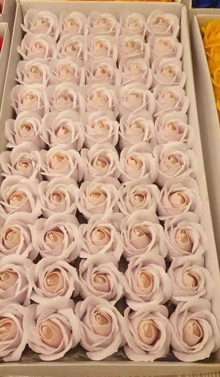 Flori din sapun