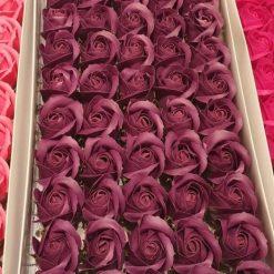 Flori sapun cutie online