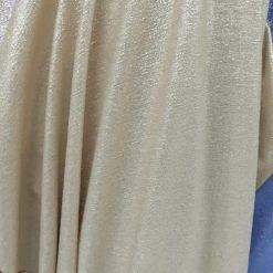 Lurex material elastic