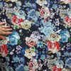 Jersey imprimat cu trandafiri