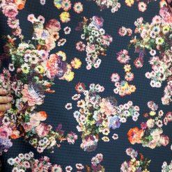 Jersey imprimat cu flori