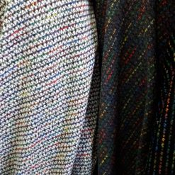Material pulover cu dungi