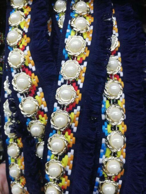 Banda cu perle