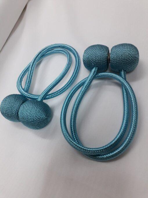 Accesoriu magnetic draperii