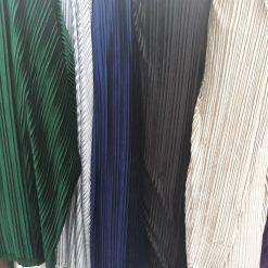 Material plisat rochii