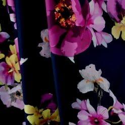 Saten cu flori pret