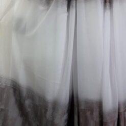 Tesatura transparenta